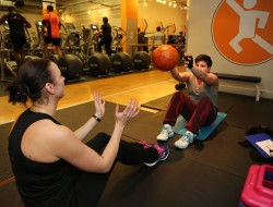 Personal Training at the Gym